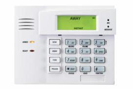 Alarm Panel Beeping